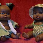 African French Dolls by Patricia Anne McCarty-Tamayo