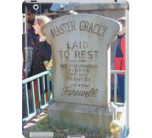 Haunted Mansion 2- Magic Kingdom iPad Case/Skin