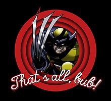 That's all, bub! by claygrahamart