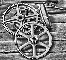 Cogs of Industry by threewisefrogs