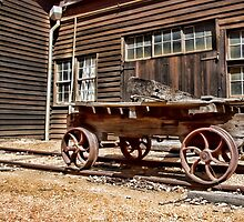 The Wagon by threewisefrogs
