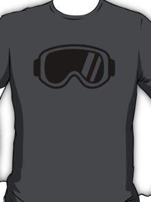 Skiing goggles T-Shirt