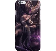 Syndra the Sovereign of Shadow - LoL iPhone Case/Skin