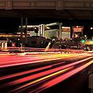 Las Vegas Boulevard by Andy Martin