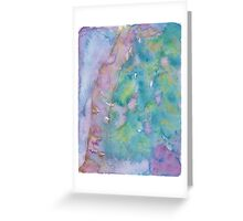 Tree Essence Greeting Card