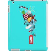 marvel iPad Case/Skin