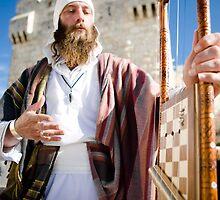 Faces of Jerusalem 1079 by Zohar Lindenbaum