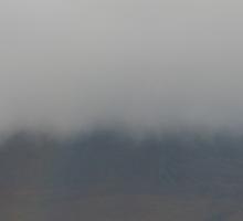 STORM OVER PORTEE ISLE OF SKYE SCOTLAND Sticker