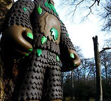 Bigfoot by smokebelch