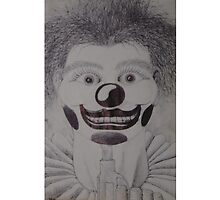 the clown by Nathan Poston