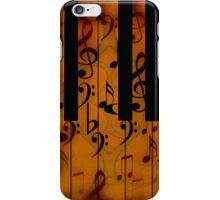 Musical Melody iPhone Case/Skin