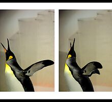 Terry The King Penguin by Tamara  Kenneally