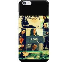 Madness iPhone Case/Skin
