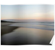 Beach Impressions - North Poster