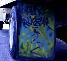Urban Mudflaps by FOTOX