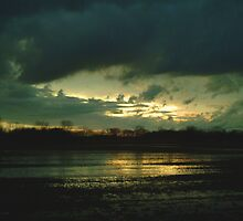 021109-24  SUNSET STORM by MICKSPIXPHOTOS