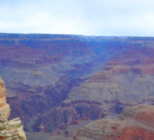 Grand Canyon 10 Sticker