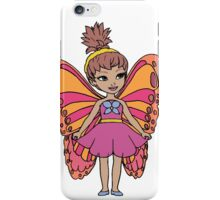 Butterfly Fairy iPhone Case/Skin