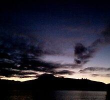 Papanui Inlet at Dusk by avia