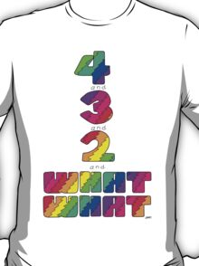 Countdown to WHAT T-Shirt