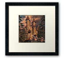 The Exterminator Framed Print