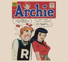 the archie comic by ghostship