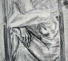 Life Drawing 2 by Jennifer Kilgour