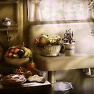 A 1930&#x27;s Kitchen by Mike  Savad