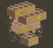 Old School Games - Classic by Vojin Stanic