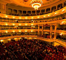 Semperopera, Dresden by Senthil Nath G T