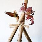 Ikebana by Baiko by Baiko