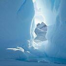Iceberg doorway by David Burren