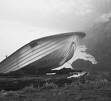 Cat Fish Blues II by Scott Ruhs