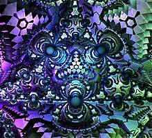 Psyberspheres by Resonance  Threads