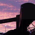 mining sky 1. by TudorSaxon