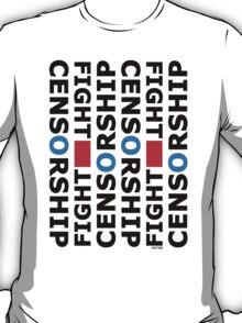 Fight Censorship T-Shirt