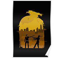 Rick Grimes War Poster