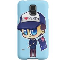 Rob (Does Not) Hate Perth Samsung Galaxy Case/Skin