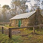 Old Geehi Hut, High Country by Overlander4WD