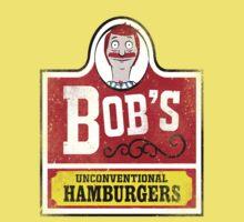 Unconventional Burgers Kids Clothes