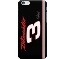 Dale Earnhardt Intimidator NASCAR iPhone Case/Skin