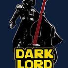 Dark Lord of Da Bass (Star Wars) by corywaydesign