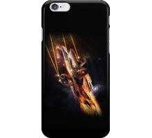 Sharktopus, in Space with Lasers! iPhone Case/Skin
