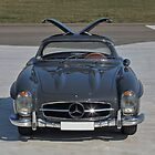 Mercedes 300 SL Hardtop Gullwing by Stefan Bau