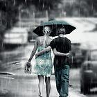 Summer rain by Amanda  Cass