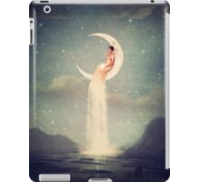 Moon River Lady iPad Case/Skin