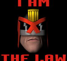 I am the Law. by kerchow