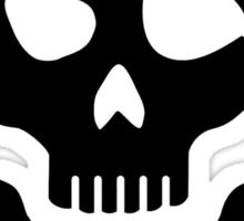 Pirate skull Sticker