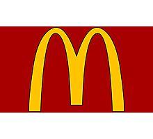 McDonalds Photographic Print