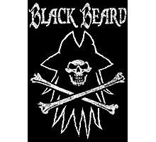Blackbeard Photographic Print